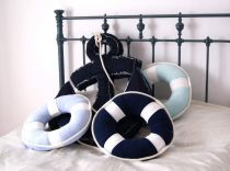 Nautical Pillows Design by Daga